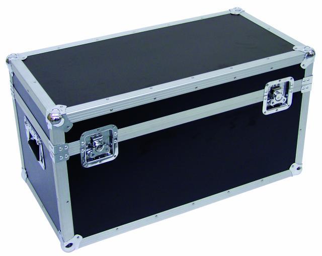 Universální transportní Case, 800 x 400 x 430 mm, 7 mm - pohled zepředu