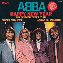 Foto alba: ABBA Happy New Year - ABBA