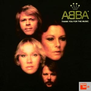 Foto alba: Thank You For The Music - ABBA