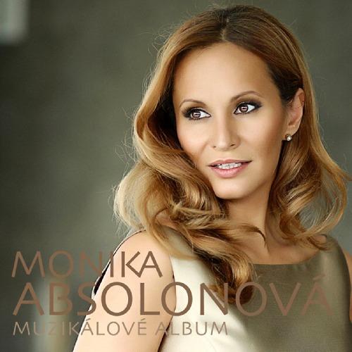 Foto alba: Muzikálové album CD - Absolonová, Monika