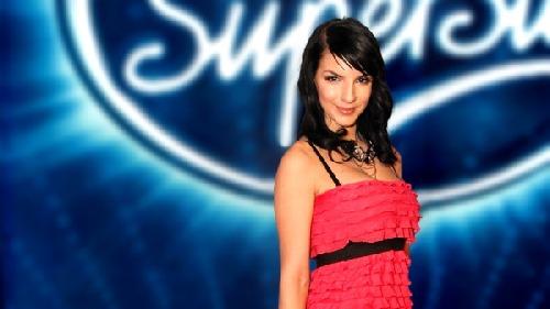 Foto alba: Semifinálová kola v Československé Superstar - Aneta Salačová