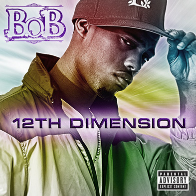 Foto alba: 12th Dimension (EP) - B.o.B.