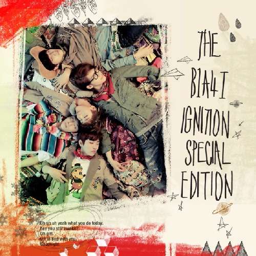 Foto alba: THE B1A4 ? IGNITION SPECIAL EDITION - B1A4