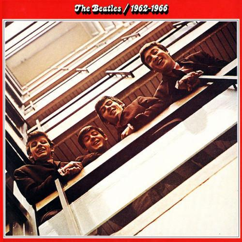 Foto alba: 1962 - 1966 (Red album) - Beatles, The