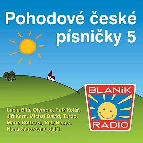 Foto alba: Pohodové české písničky 5 - Blaník - různí zpěváci