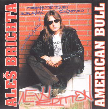 Foto alba: American Bull - New edition - Brichta, Aleš