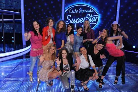 Karaoke shop Album Československá Superstar - 1. semifinálové kolo ... ae581ab3583