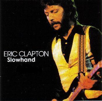 Foto alba: Slowhand - Clapton, Eric
