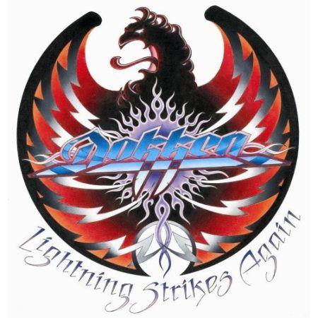Foto alba: Lightning Strikes Again - Dokken