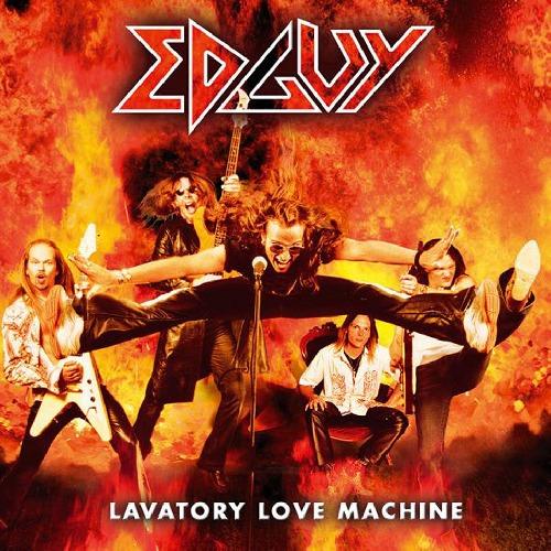 Foto alba: Lavatory Love Machine [EP's: SINGLES] - Edguy