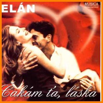 Foto alba: Čakám ťa, láska - Elán