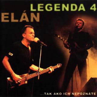 Foto alba: Legenda 4  - Elán