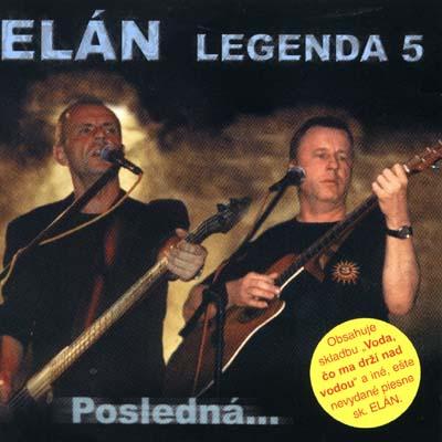 Foto alba: Legenda 5 - Posledná... - Elán