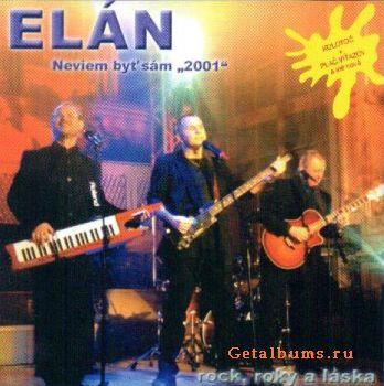 Foto alba: Neviem byť sám 2001: roky a rock - Elán