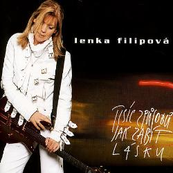 Foto alba: Tisíc způsobů jak zabít lásku - Filipová, Lenka