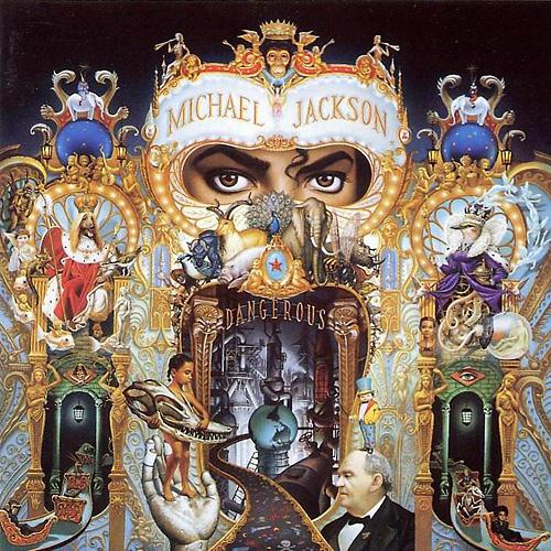 Foto alba: Dangerous - Jackson, Michael