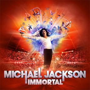 Foto alba: Immortal - Jackson, Michael
