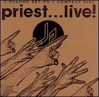 Foto alba: Priest... Live! - Judas Priest