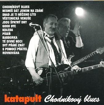 Foto alba: Chodníkový blues - Katapult