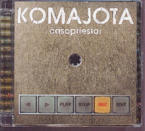Foto alba: Časopriestor - Komajota