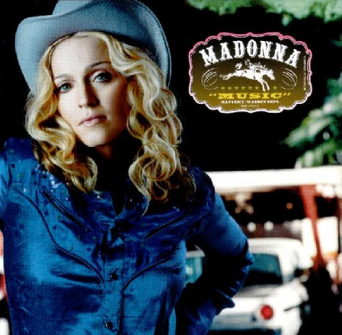 Foto alba: Music - Madonna