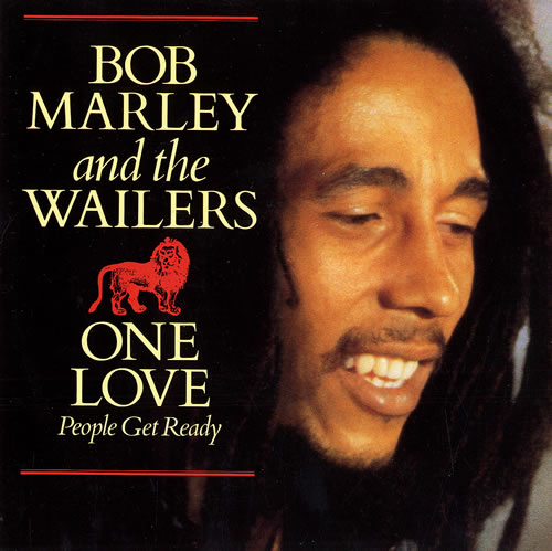 Foto alba: One Love - Marley, Bob