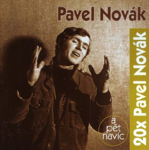 Foto alba: 20-krát P.Novák a pět navíc - Novák, Pavel