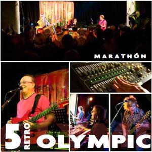 Foto alba: Olympic Retro 5 - Marathón - Olympic