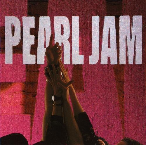 Foto alba: Ten - Pearl Jam