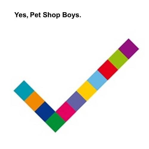 Foto alba: Yes - Pet Shop Boys