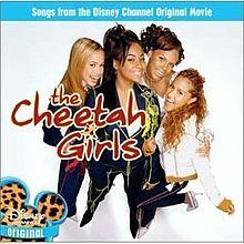 Foto alba: Gepardí kočky - Písničky z Disney  Channel