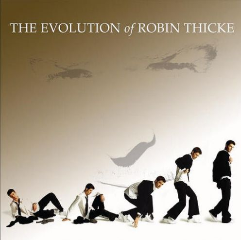Foto alba: The Evolution Of Robin Thicke - Robin Thicke