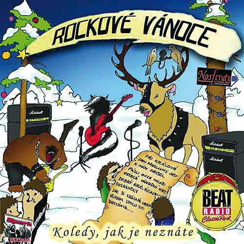 Foto alba: CD - Rockové Vánoce