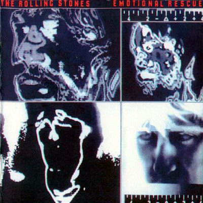 Foto alba: Emotional Rescue - Rolling Stones, The