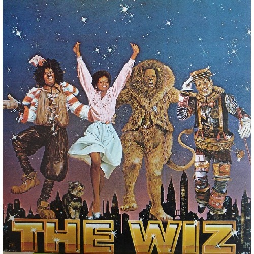 Foto alba: The Wiz - Ross, Diana