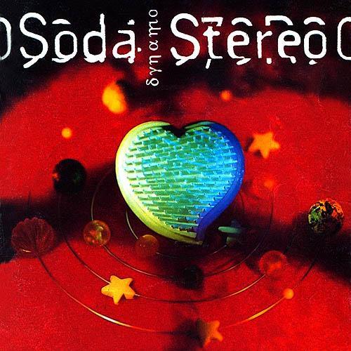 Foto alba: Dynamo - Soda Stereo