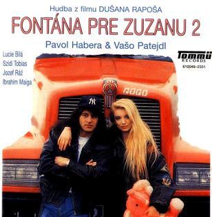 Foto alba: Fontána pre Zuzanu 2 - Soundtrack - Fontána pre Zuzanu 2