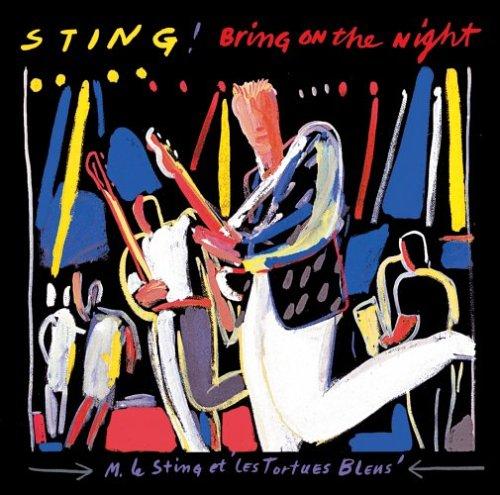Foto alba: Bring On The Night - Sting