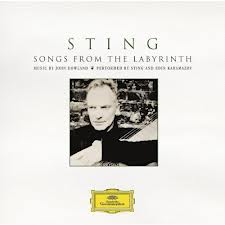 Foto alba: Songs From The Labyrinth - Sting