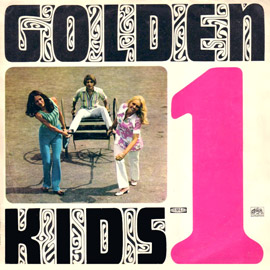 Foto alba: Golden Kids: Music Box No.1 - Vondráčková, Helena