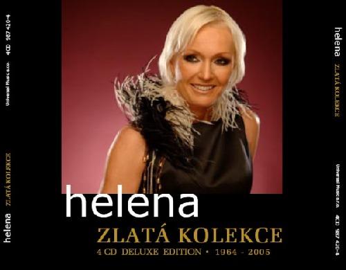 Foto alba: Helena - Zlatá kolekce - Vondráčková, Helena