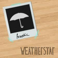 Foto alba: Acoustic - Weatherstar