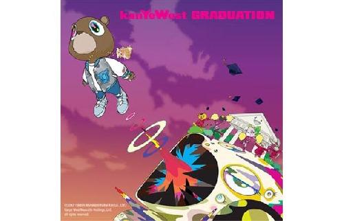 Foto alba: Graduation - West, Kanye