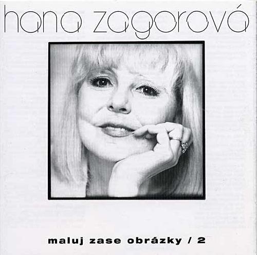 Foto alba: Černý páv - Zagorová, Hana