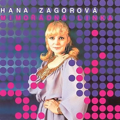 Foto alba: Mimořádná linka (reedice) - Zagorová, Hana