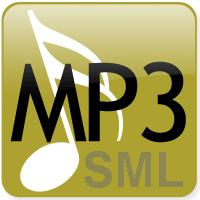 MP3 with melody