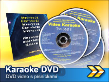 Klikni pro karaoke DVD