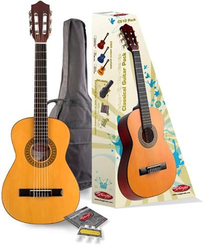 Stagg C510 PACK, kytarová sada - 1/2 klasická kytara - sada