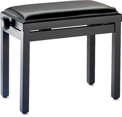 Stagg PB39 BKM SBK, stolička ke klavíru - Stolička ke klavíru výsuvná