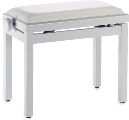 Stagg PB39 WHP SWH, stolička ke klavíru - Stolička ke klavíru výsuvná